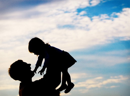 28-silhouette-father-child-pohotogprahy